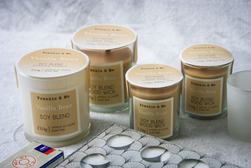 Candle Pack - Vanilla Bean
